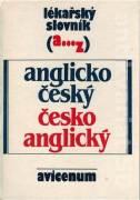 Anglicko český a česko anglický lekársky slovník