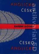 Anglicko - Český a Česko - Anglický slovník