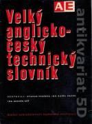 Velký anglicko - český technický slovník A - E