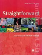 Straightforward Intermediate students book
