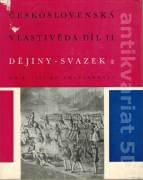 Československá vlastivěda II. Dejiny II.