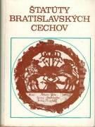 Štatúty Bratislavských cechov