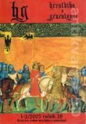 Heraldika a Genealogie 1 - 2 / 2005