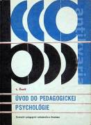 Úvod do pedagogickej psychológie