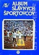Album slávnych športovcov 5
