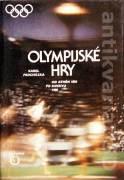 Olympijské hry od Athén 1986 po Moskvu 1980