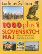 1000 plus 1 slovenských naj