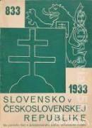 SLOVENSKO V ČESKOSLOVENSKEJ REPUBLIKE
