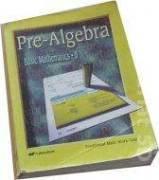 Pre - Algebra
