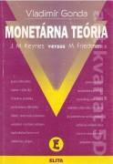 Monetárna teória
