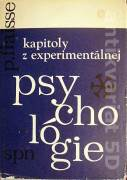 Kapitoly z experimentálnej psychológie