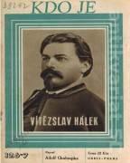 Kdo je Vítězslav Hálek