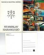 Stanislav Harangozó (10 pohľadníc)