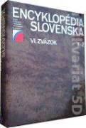 Encyklopédia Slovenska Zväzok VI.