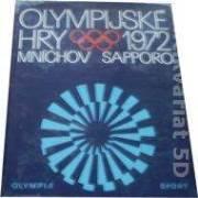 Olympijské hry 1972 Mníchov Sapporo