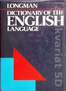 Dictionary of English Language