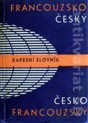 Francouzsko - český, česko - francouzský kapesní slovník