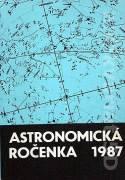 Astronomická ročenka 1987
