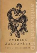 Žalospevy - Ovidius (1943)