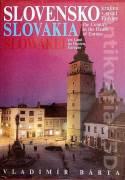 Slovensko - krajina v srdci Európy