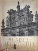 Polnische architekture bis zur Mitte des XIX. Jhs
