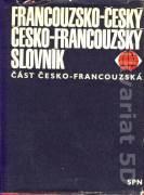 Francouzsko - český česko - francouzský slovník