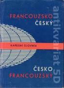 Francouzsko - český a česko - francouzský kapesní slovník