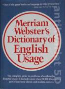 Dictionary of English Usage