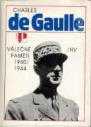 Válečné paměti 1940 - 1944 (Charles de Gaulle)