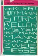 Deset německých novel