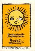 Usměvavý sluníčko pro tvý hodný srdíčko