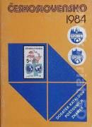 Československo 1984 - Dodatek katalogu poštvních známek