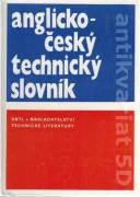 Anglicko - český technický slovník (1992)