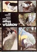 Veľký obrazový atlas vtákov