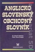 Anglicko - slovenský obchodný slovník