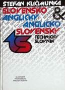 Slovensko - anglický, anglicko - slovenský technický slovník
