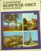 Kolektív - Vlastivedný slovník obcí na Slovensku III. S - Ž