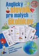 Anglický slovník pre malých školákov