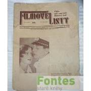 Filmové listy č. 26 / 1931
