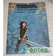 Thorgal dítě z hvězd - komiks