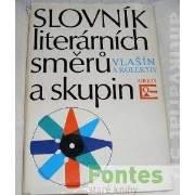Slovník literárních směrů a skupin,