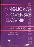 Anglicko - slovenský slovník s najnovšími výrazmi
