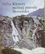 Rubín Josef, Galvánek Juraj, Vydra Vladimír - Klenoty neživej prírody Slovenska