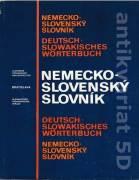 Nemecko - slovenský slovník (1986)