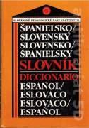 Španielsko Slovenský a Slovenko Španielsky slovník (1995)