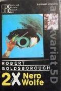 Goldsborough Robert - 2 x Nero Wolfe