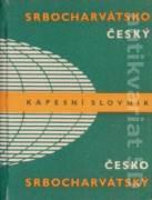 Srbochorvátsko - český, česko - srbochorvátsky kapesní slovník
