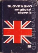 Slovensko anglický slovník