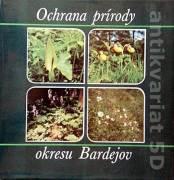 Ochrana prírody okresu Bardejov