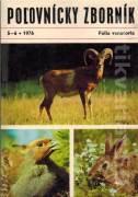 Poľovnícky zborník 5 - 6 / 1976